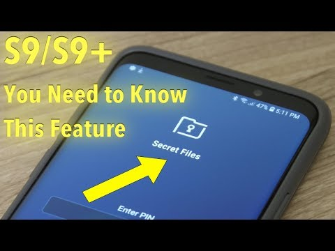 Samsung Galaxy S9/S9 Plus: You Need to Know This Secret Feature!