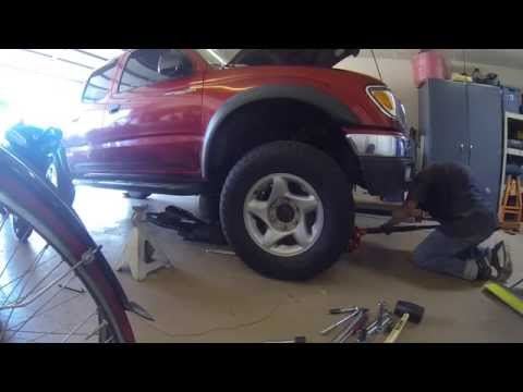 Control Arm Bushing Replacement   Part 1
