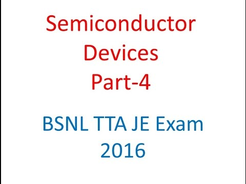 Semiconductor devices electronic devices circuits 4