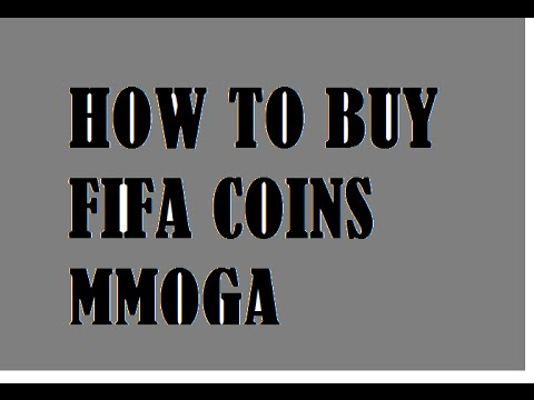 How to buy fifa  coins / points (MMOGA) step by step