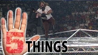 5 things you will discover from the Attitude Era on WWE Network - 5 Things