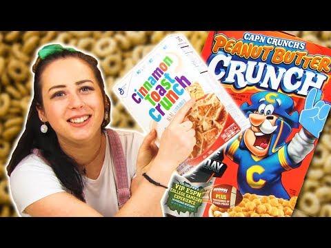 Irish People Try American Breakfast Cereals
