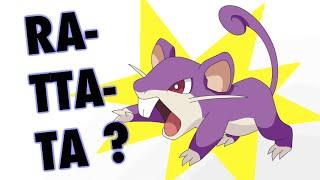 How To Pronounce Rattata