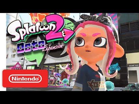 Splatoon 2: Octo Expansion - Nintendo Switch - Nintendo Direct 3.8.2018