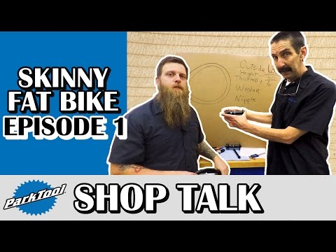 Skinny Fat Bike Build, Part 1: They Did the Math