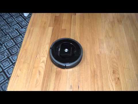 iRobot Roomba 880 - Docking back to Charging Station