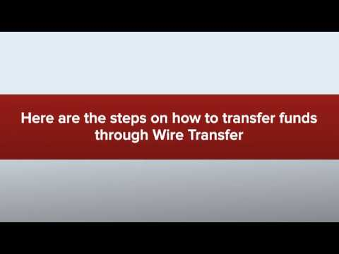 How to send money online with UAE Exchange with Wire Transfer