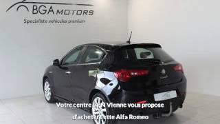 Alfa Romeo Giulietta III 2.0 JTDM 170 S/S EXCLUSIVE TCT à vendre à Vienne chez VPN Autos