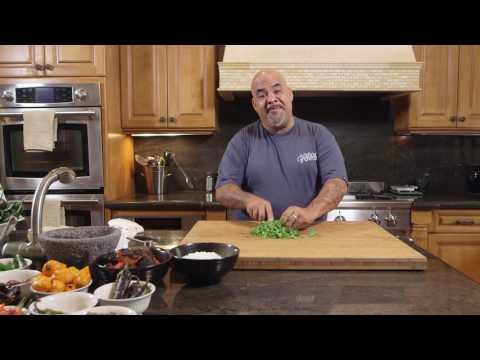 How to Chop Cilantro - Carlito's Cooking Adventures