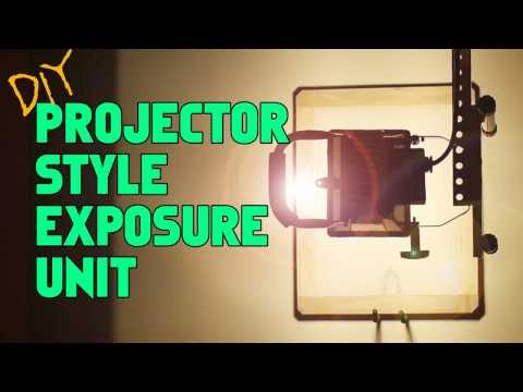 Make a DIY EXPOSURE UNIT for Burning Screens | Start Screen Printing Now