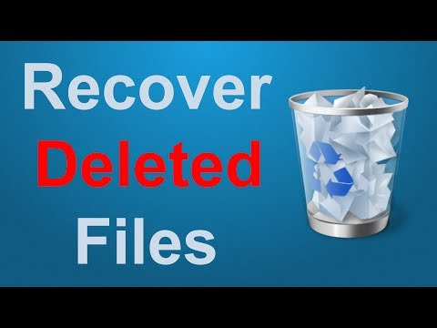 How Recover Deleted or Lost Files - Wondershare Data Recovery BEST EASY