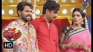 Hyper Aadi, Raijing Raju Performance | Jabardasth | 16th November 2017 | ETV  Telugu