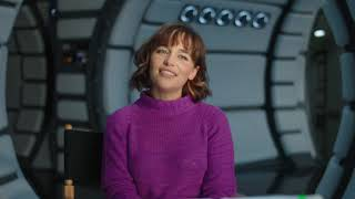 "Solo: A Star Wars Story: Emilia Clarke ""Qi'Ra"" Behind the Scenes Interview"