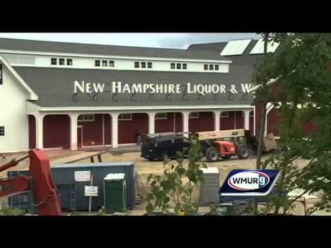 New liquor store set to open on I-93