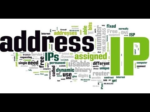 How To Find  IP Address Of  Present Internet Connection Very Easily