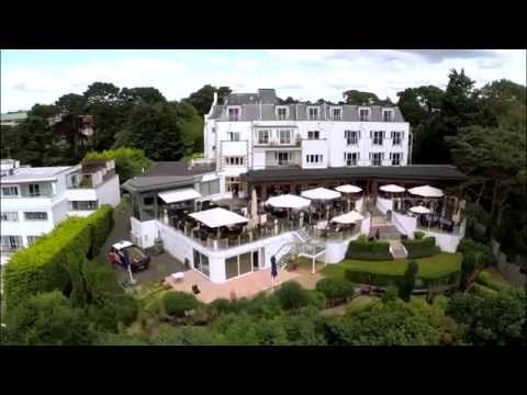 Harbour Heights Hotel aerial video