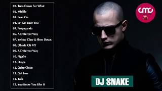 DJ SNAKE Greatest Hits 2018 - DJ SNAKE Best Songs Cover Ever!