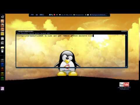 Ubuntu 10.10 : Minitube 1.4.1-1 Installation