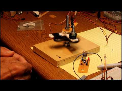 Make a Brushless Motor from a Fidget Spinner PART 2