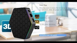 T95z-Plus S912 Android TV Box Firmware UPGRADE - Poison Rom