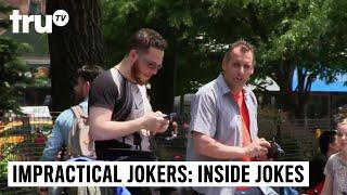 Impractical Jokers: Inside Jokes - Sick Trick Gatto   truTV