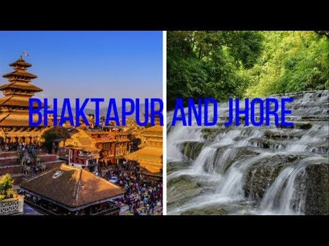 MONTAGE VIDEO OF BHAKTAPUR AND JHORE VLOG     TRAVEL NEPAL