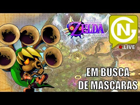 Sidequests, Curiosidades e muito mais, vem ajuda! | Zelda Majora's Mask 3D #2