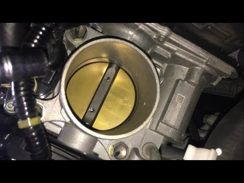 Honda Civic Throttle Body Cleaning DIY (2006-2015)