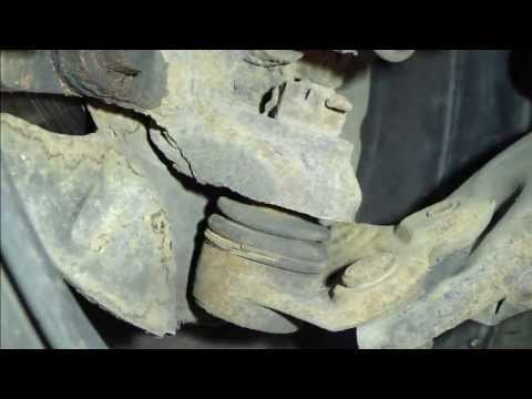 How to do ball joints status test Toyota Corolla. Years 1995 to 2013