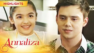Lazaro can't wait to tell Annaliza the truth | Annaliza