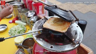 TOAST SANDWICH @ Street of Surat City