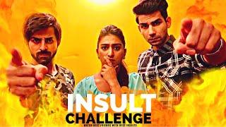 Insult Challenge | Rimorav Vlogs