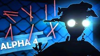 HACKING TO THE SECRET CODE AND THE BASEMENT!!! (Hello Neighbor Secrets / Hello Neighbor Alpha 4)