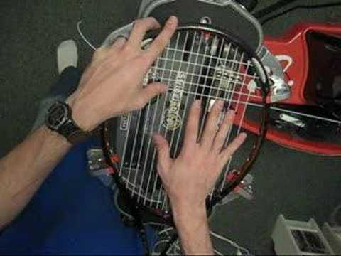 Stringing O3 Racquets