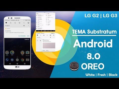 Instalar tema de Android 8.0 Oreo | Substratum Theme | ROMs AOSP | ROOT* | - Ayala Inc