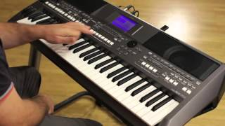 Yamaha PSR-S670 - Hora lautareasca - PakVim net HD Vdieos Portal