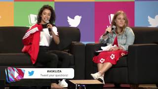 Download Liza Koshy Q&A - VidCon 2017 Video
