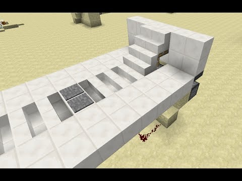 Minecraft Double Stair Extender Tutorial