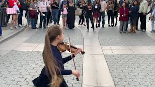 Download Sunflower (Post Malone) by Karolina Protsenko - Violin Cover (Spider-Man: Into the Spider-Verse) Video