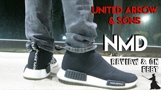 United Arrows and and Arrows Sons adidas NMD CS1 Review. Music Jinni c4a478