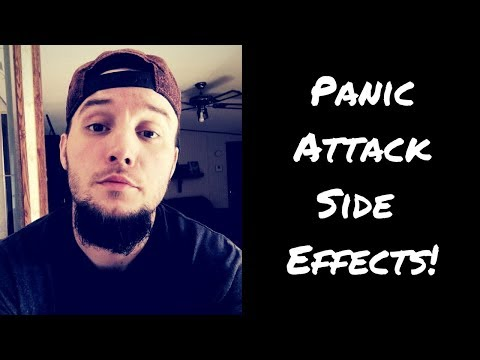 Panic Attack Side Effects