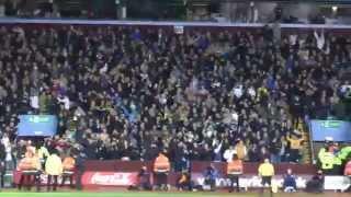 Aston Villa 1-2 Tottenham, 2-11-2014: Spurs Equalize