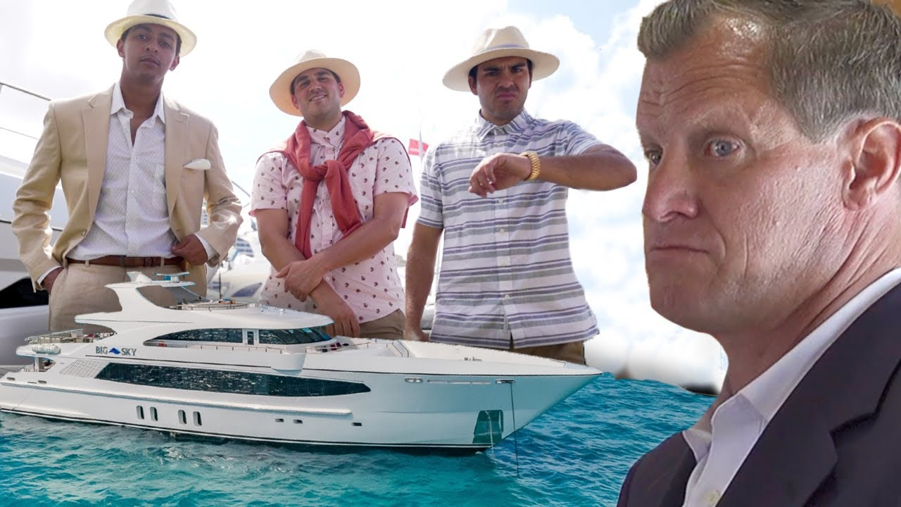 Buying a $10 Million Yacht in Bitcoin!