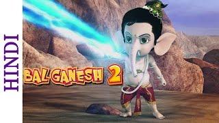 Bal Ganesh 2 - Popular Bollywood Animated Action Scene