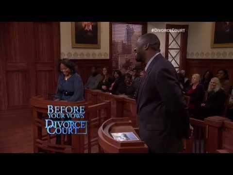 Most Romantic Line Heard on DIVORCE COURT