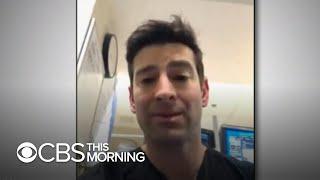 "Chicago ER doctor explains why coronavirus pandemic ""scares"" him"