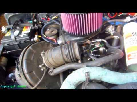 K&N Filter, Foam Filter & oil, Suzuki Samurai, Save Fuel