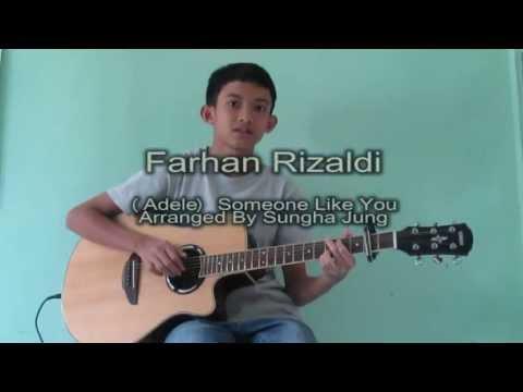 Adelesomeone Like You Farhan Rizaldi