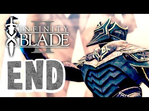 Infinity Blade 2 - Episode 22 End: Ausar's Hidden Memories & The Holy Band