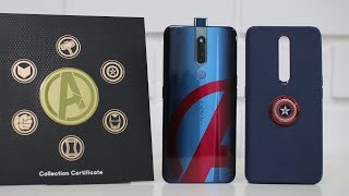 Oppo F11 Pro Avengers Special Limited Edition Unboxing